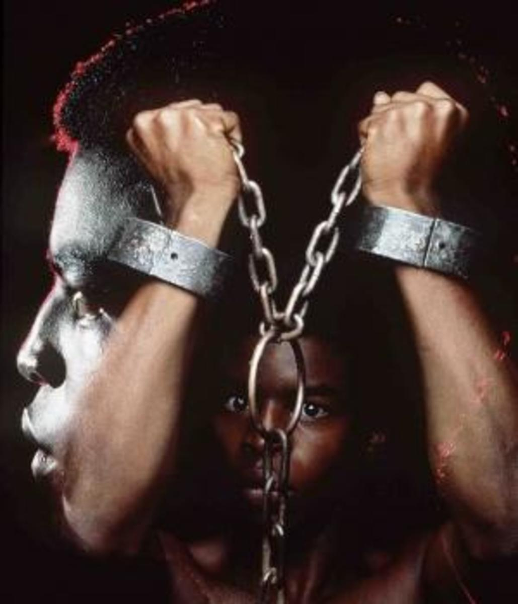 """Kunta Kinte (LeVar Burton) from """"Roots."""" (Credit: ABC Photo Archives/Getty Images)"""
