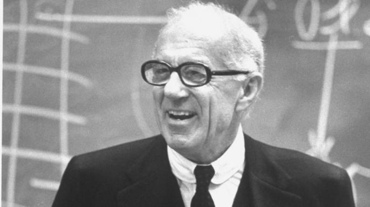 Dr. Benjamin Spock (Credit: Lee Lockwood/The LIFE Images Collection/Getty Images)
