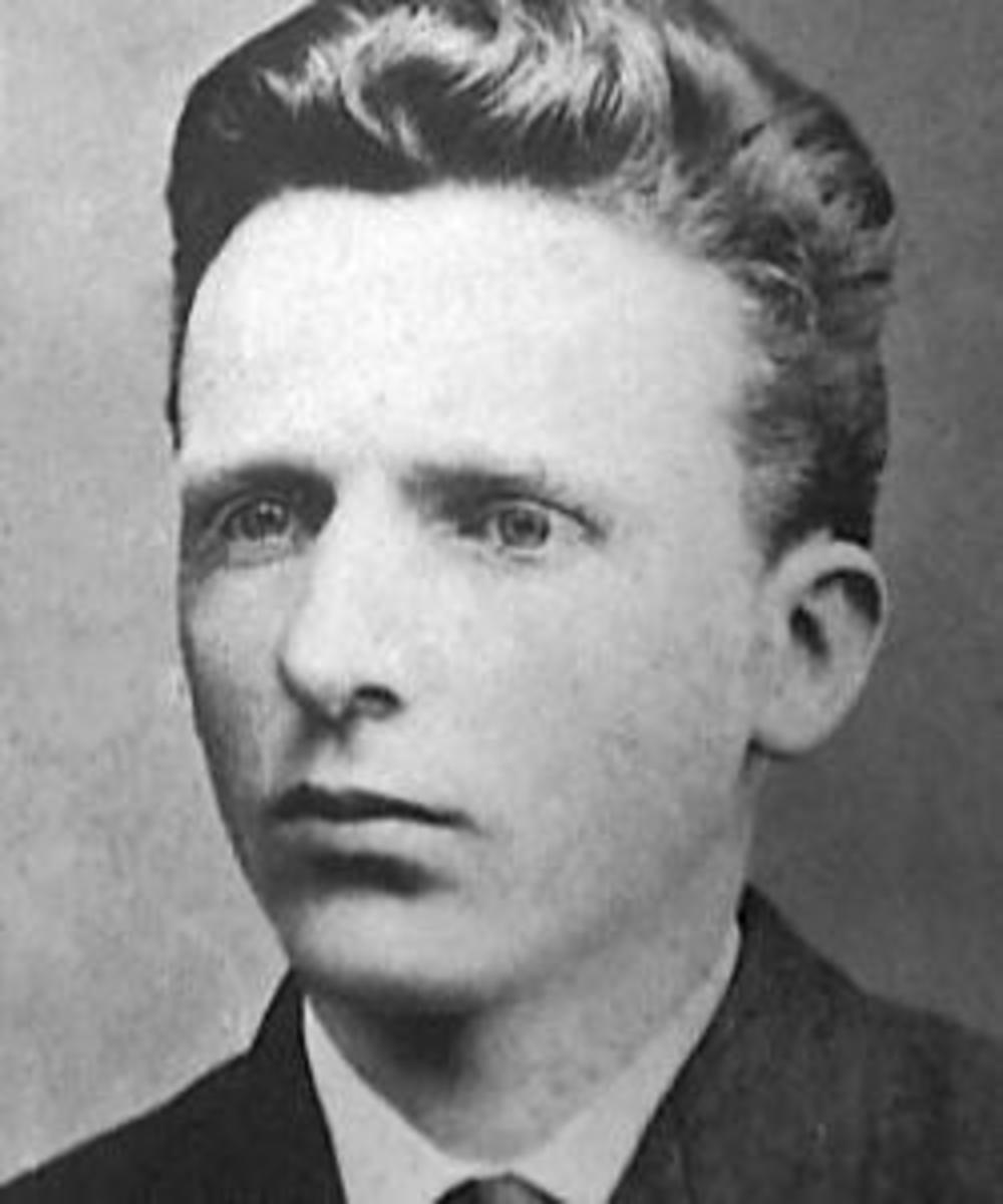 7 Things You May Not Know About Vincent Van