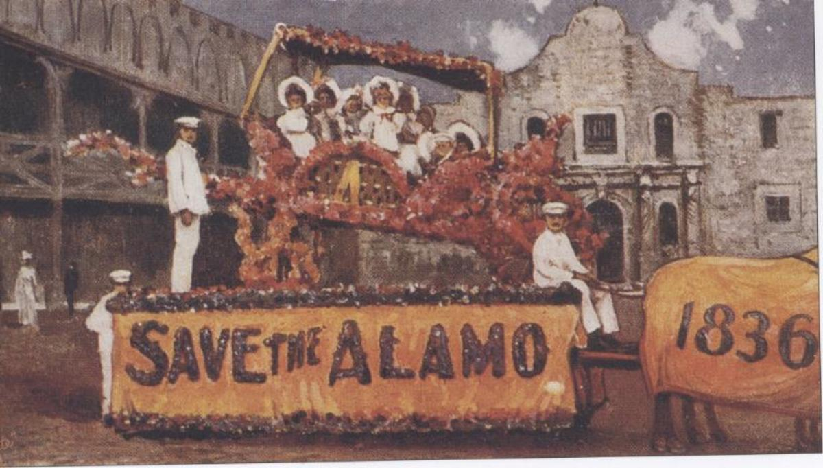"""The """"Second Battle of the Alamo"""" - HISTORY"""