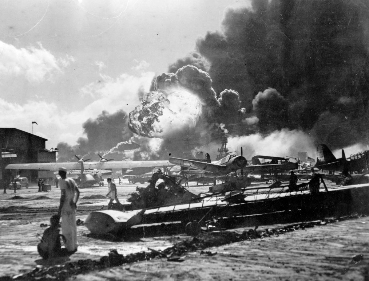 Why Did Japan Attack Pearl Harbor? - HISTORY