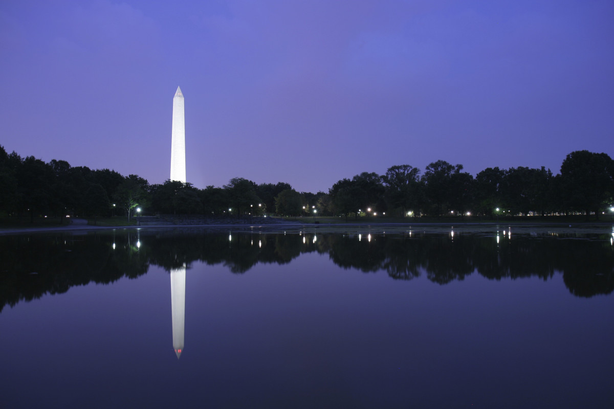 After 33 Months Washington Monument Reopens To The Public