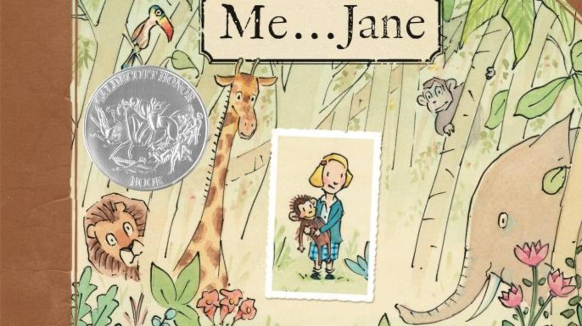 Me...Jane cover. (Credit: Little Brown Books)