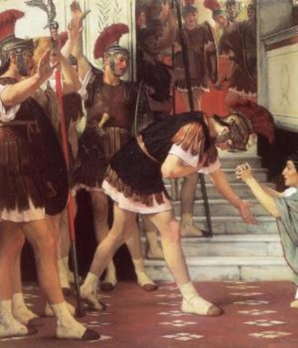 Claudius is proclaimed emperor by the Praetorian Guard.