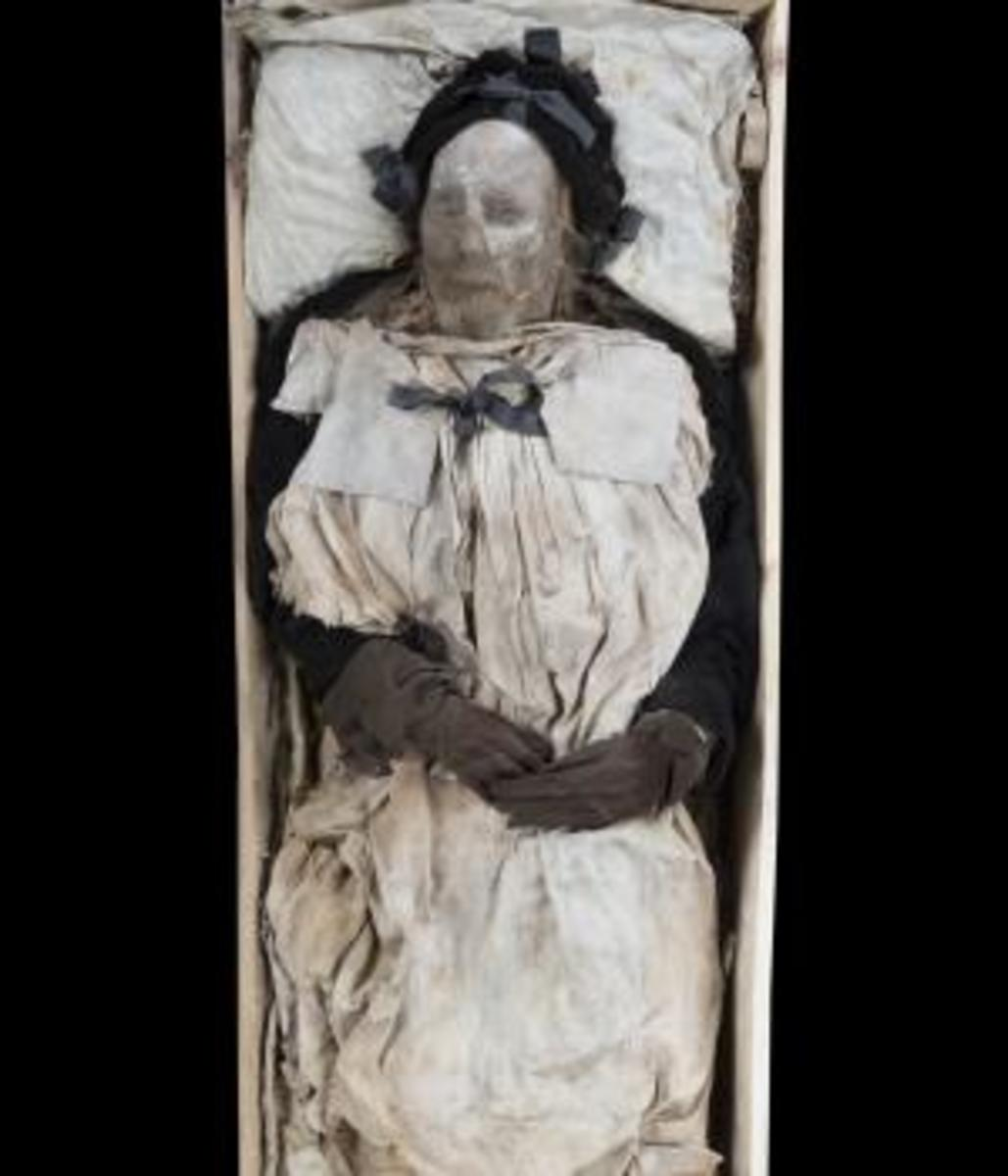 sweden, bishop, mummy