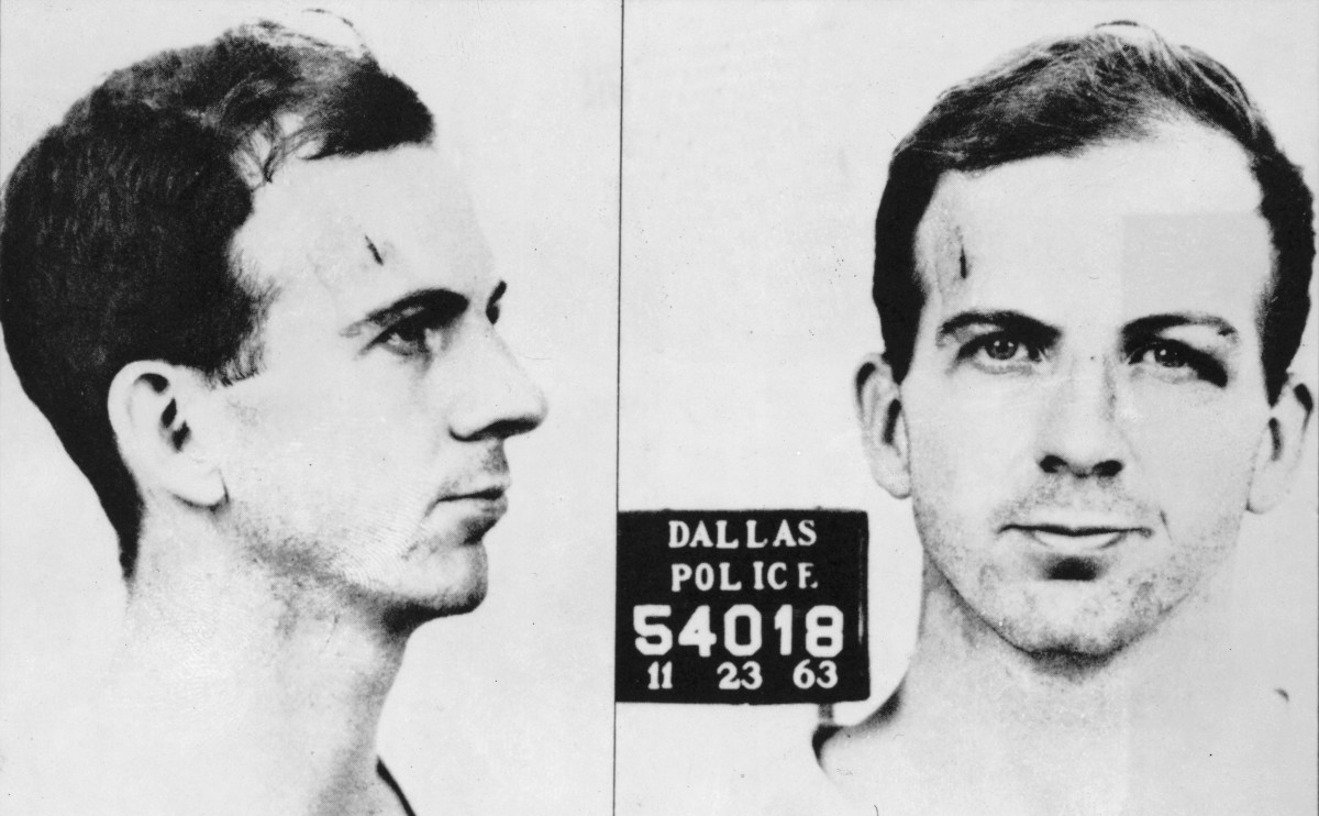 Lee Harvey Oswald: Plan, Chaos or Conspiracy? - HISTORY