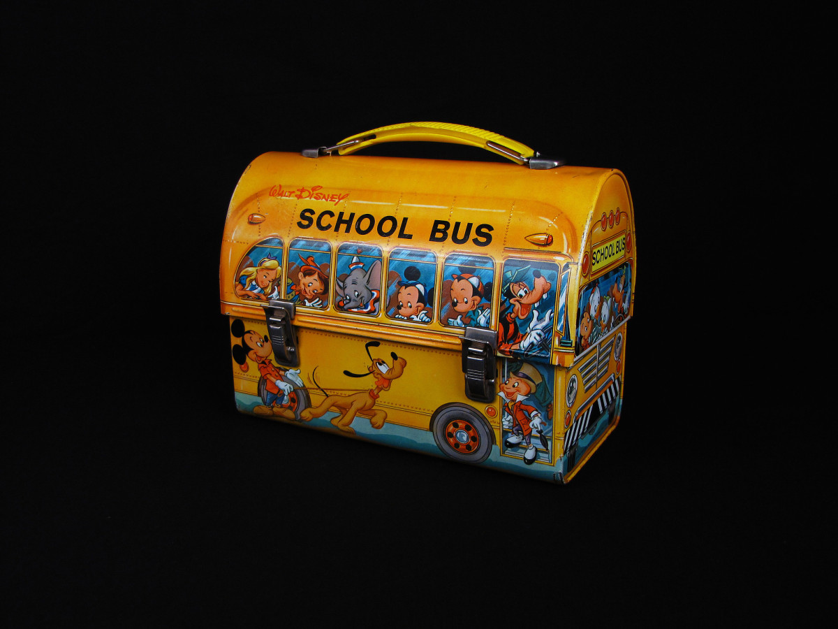 4cdd1ea65e4 Nine of the Most Collectible School Lunch Boxes