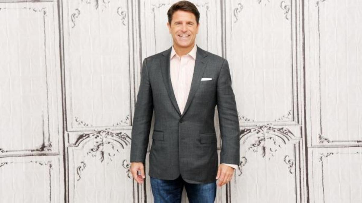 Author Brad Thor.  (Credit: Desiree Navarro/WireImage/Getty Images)