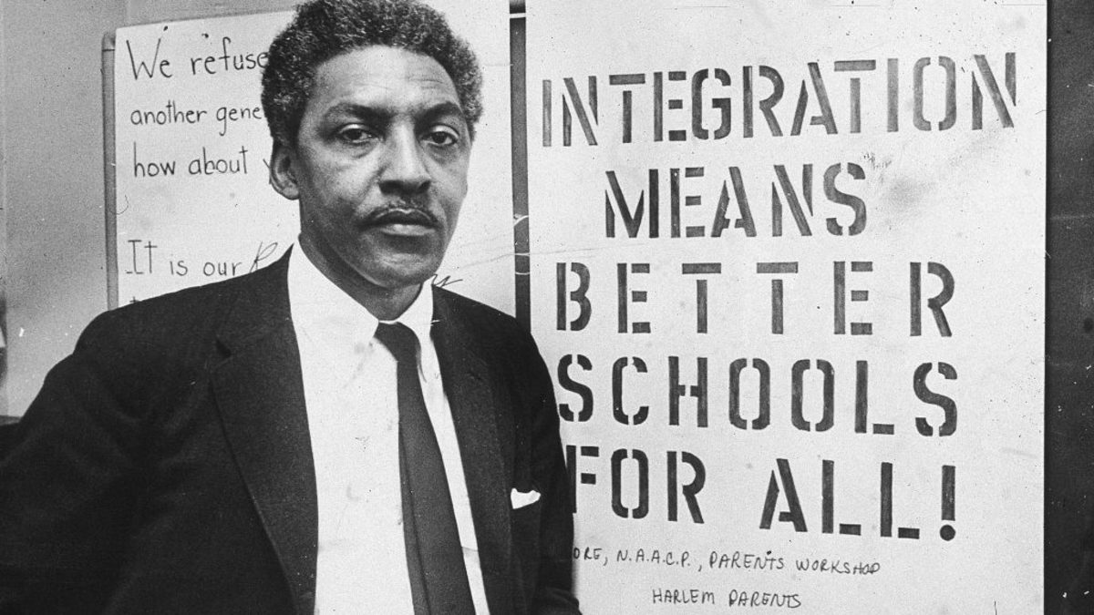 Bayard Rustin Citywide Committee for Integration