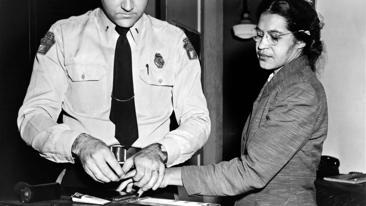 Forgotten Rosa Parks and MLK Arrest Records Found by Court Clerk