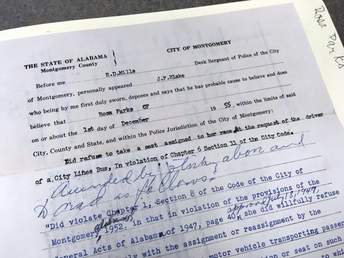 Alabama State University Civil Rights Records