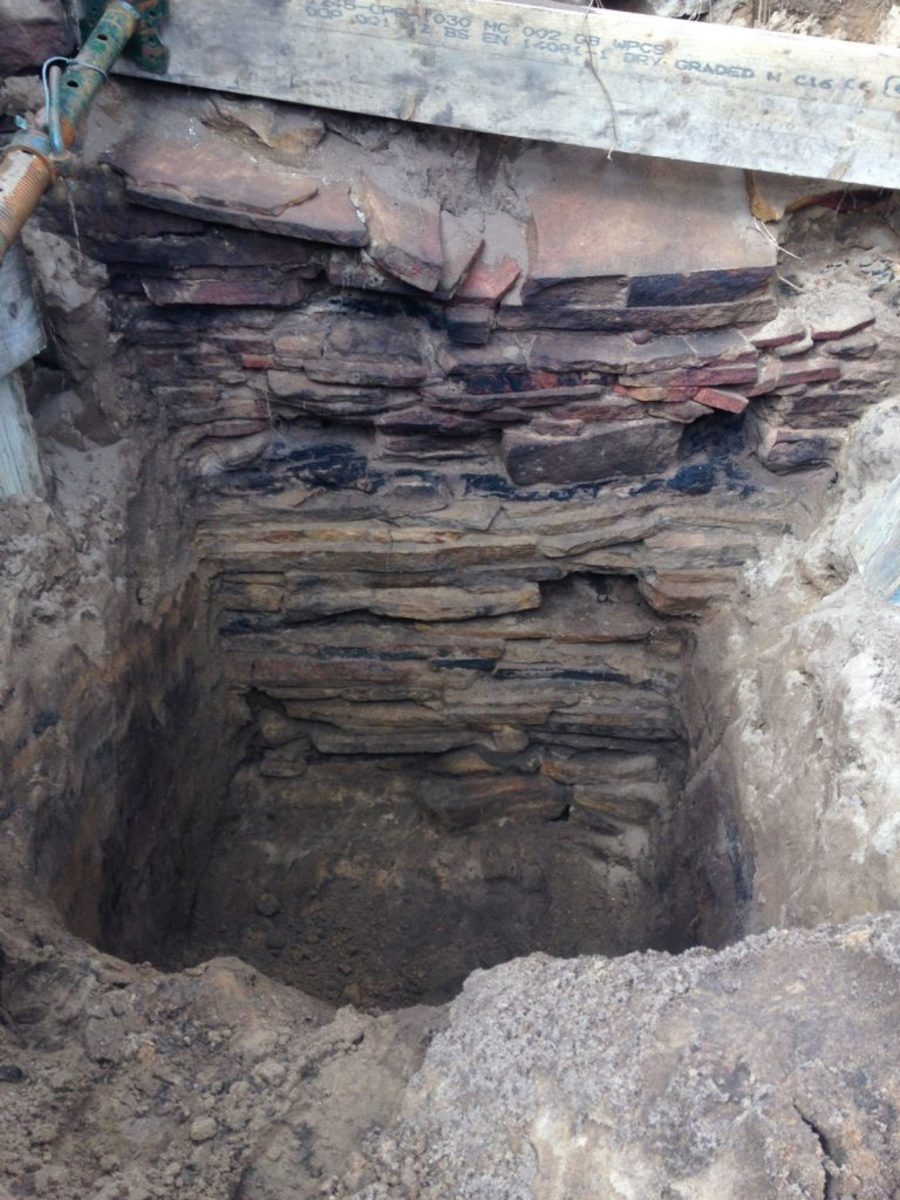 Pictish Fort Discovered