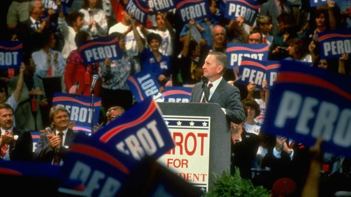 Ross Perot for President