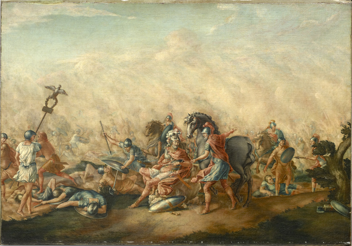 Ancient Rome's Darkest Day: The Battle of Cannae