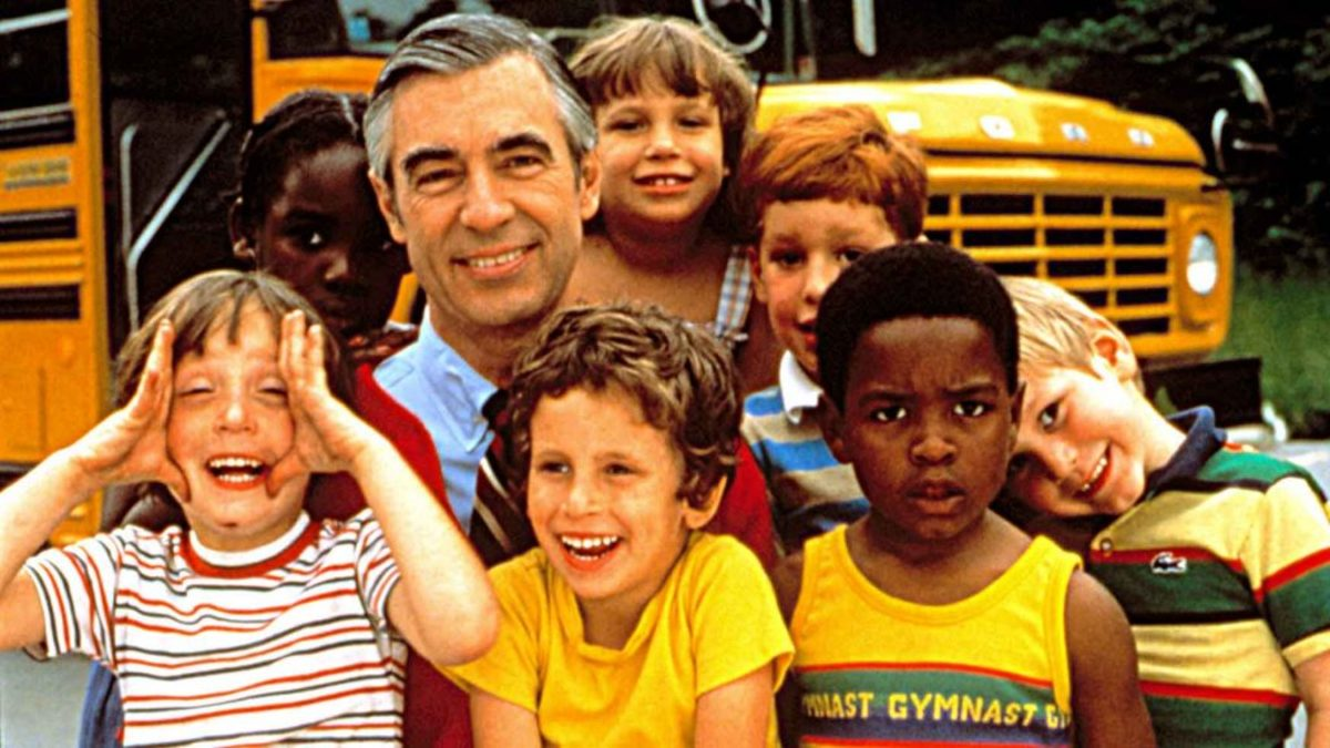 Mr Rogers Had A Way With Taboo Topics History