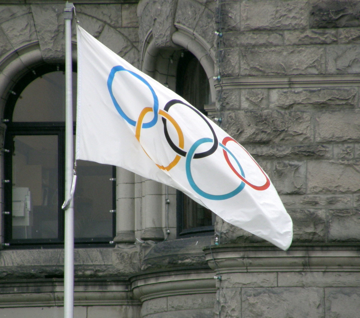 The Olympics Held Behind Nazi Barbed Wire