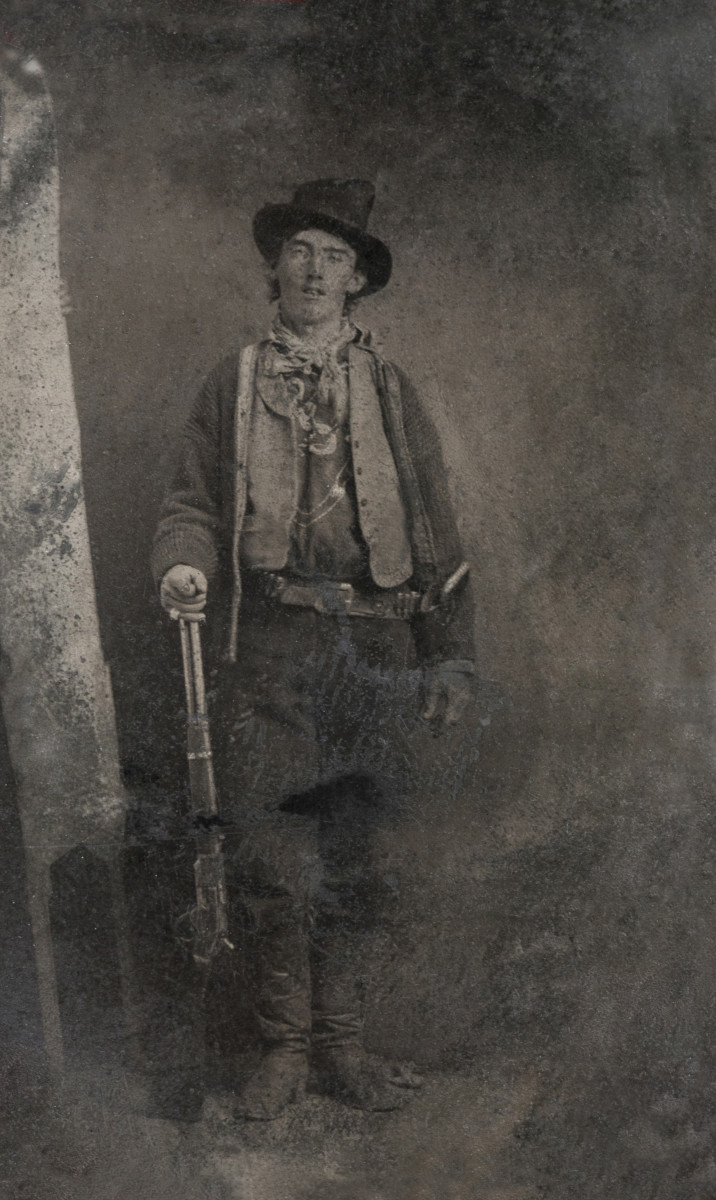 fd16bbae7 9 Things You May Not Know About Billy the Kid - HISTORY