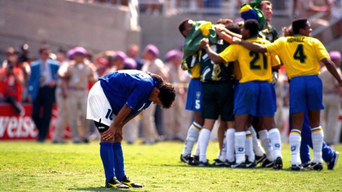 1994 World Cup Missed Penalty