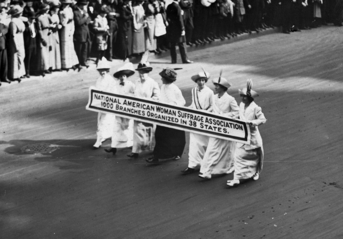 7 Things You Might Not Know About The Women U2019s Suffrage