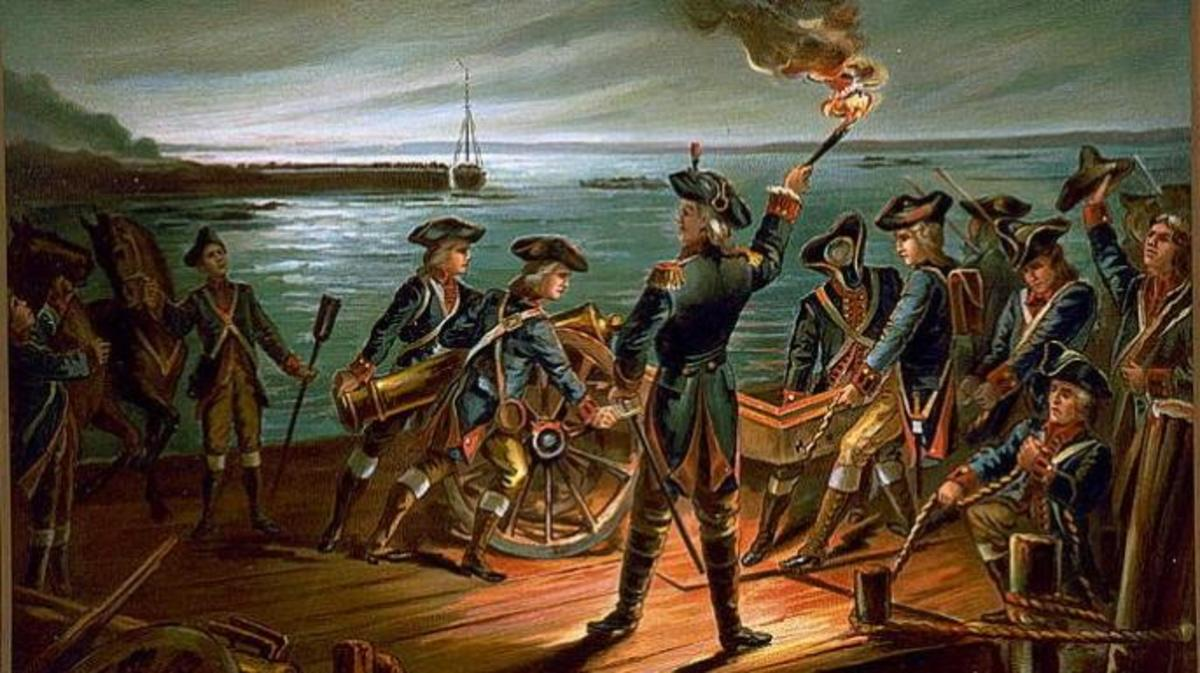 american revolution, military retreats, battle of long island