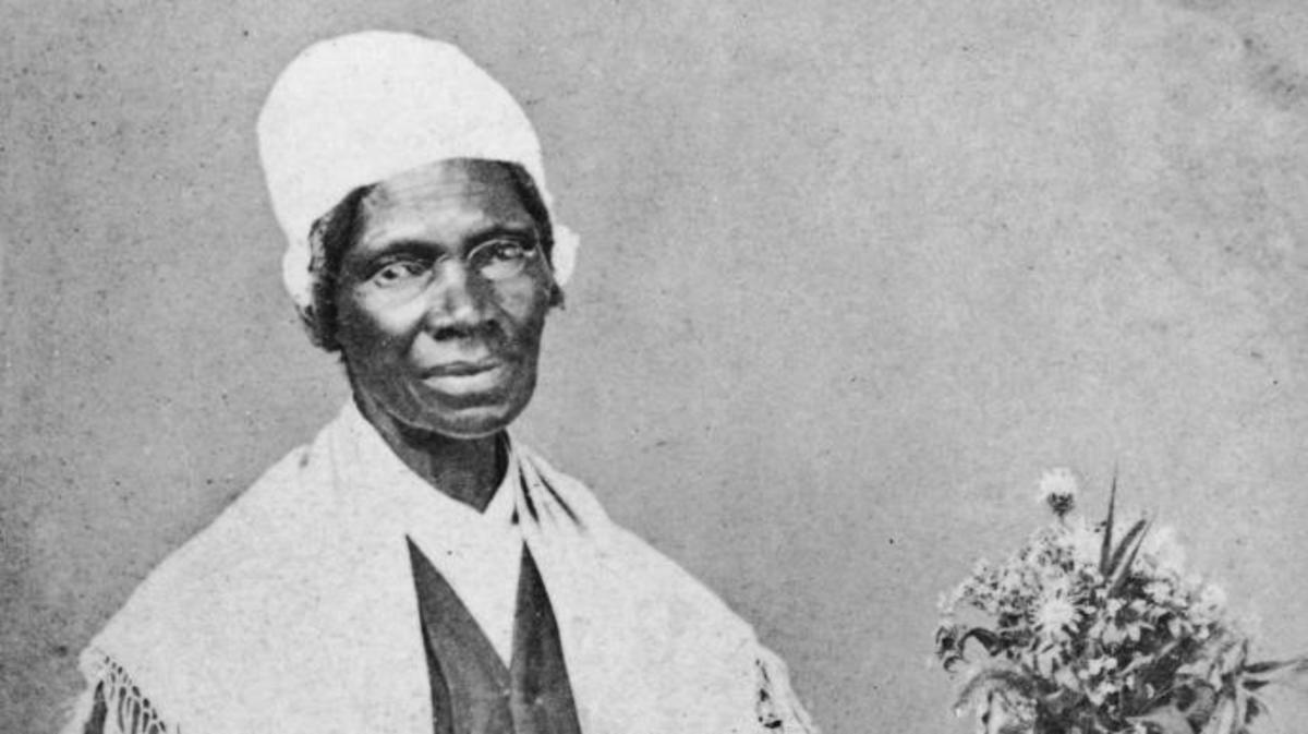 Portrait of American abolitionist and feminist Sojourner Truth. (Credit: Hulton Archive/Getty Images)