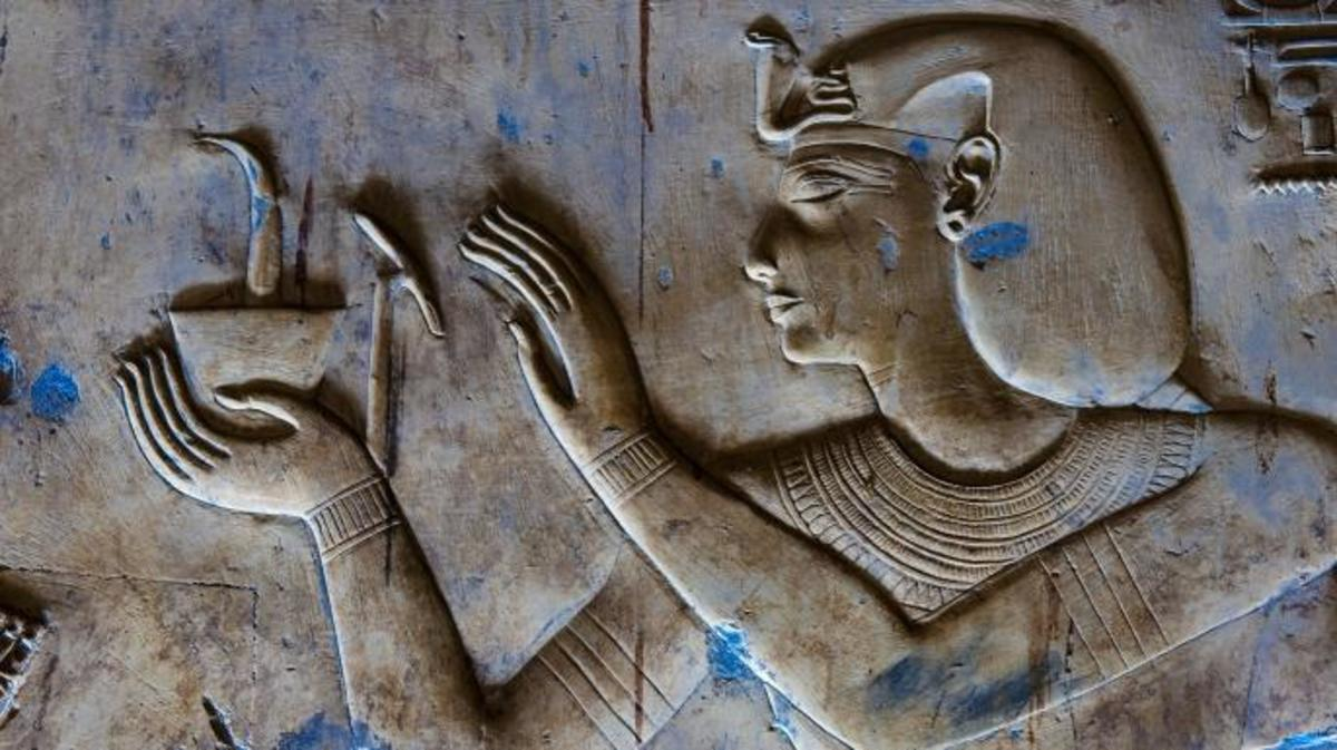 Ancient Egyptian Remedies