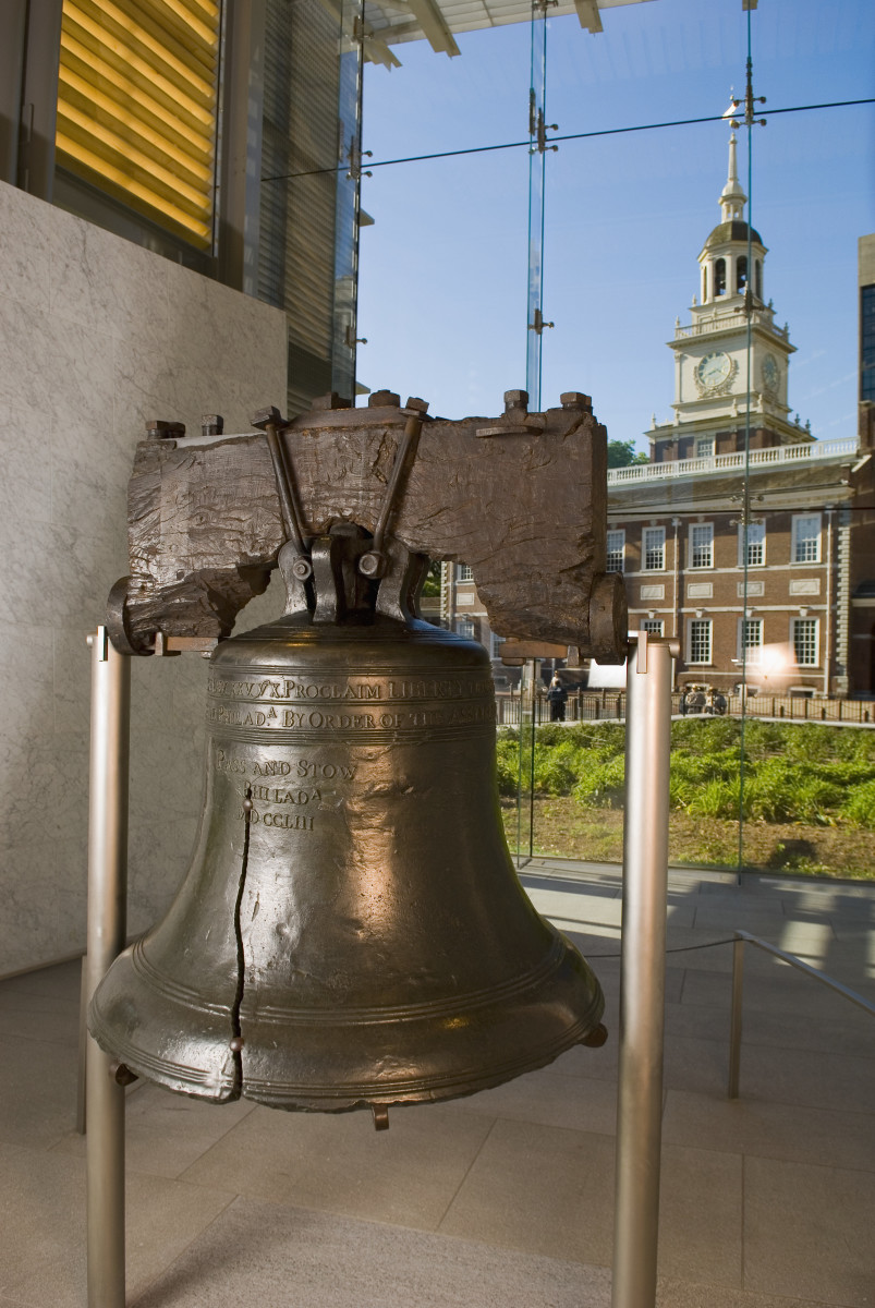 Why is the Liberty Bell cracked? - HISTORY