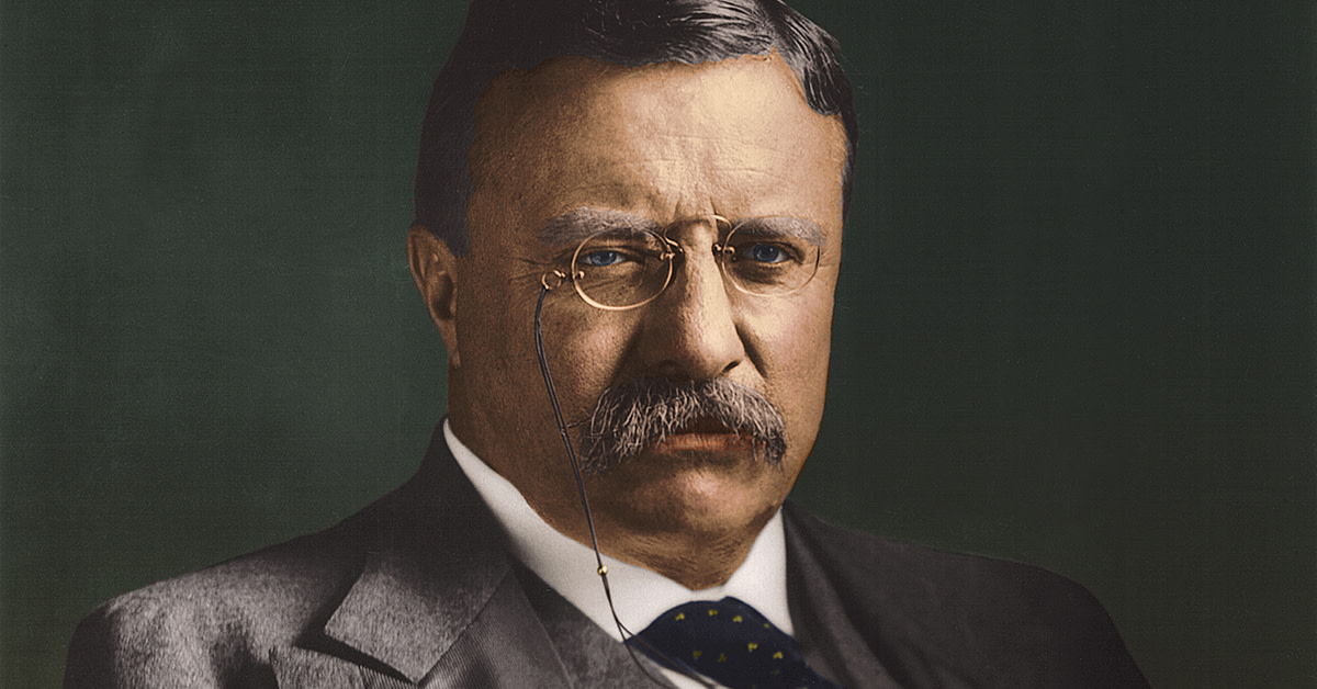 e9be78f60f70e When Teddy Roosevelt Was Shot in 1912, a Speech May Have Saved His Life -  HISTORY