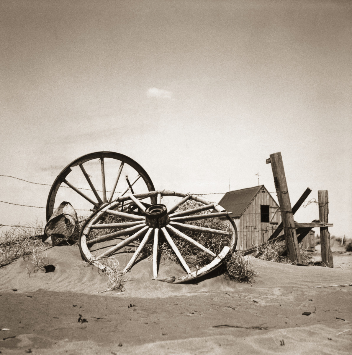 10 Things You May Not Know About the Dust Bowl - HISTORY