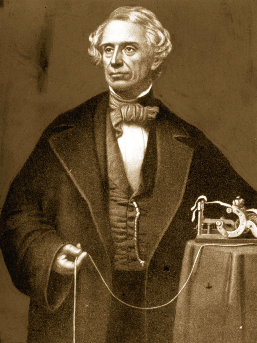 6c1fc22c 6 Things You May Not Know About Samuel Morse - HISTORY