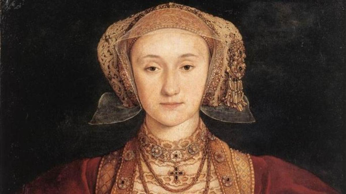 Anne of Cleves.