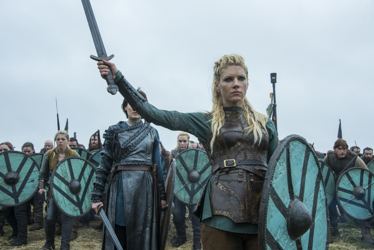 DNA Proves Viking Women Were Powerful Warriors - HISTORY