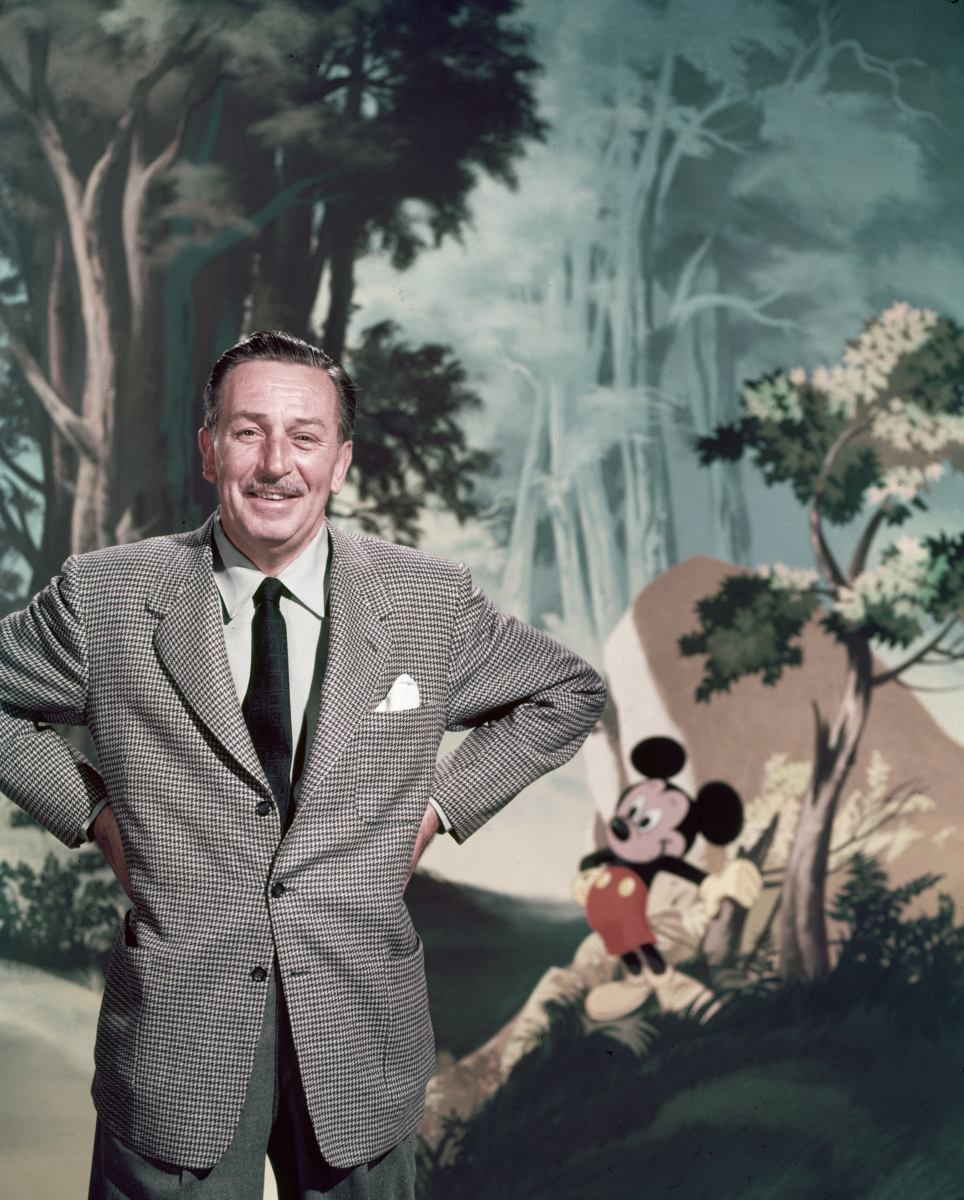 7 Things You May Not Know About Walt Disney History