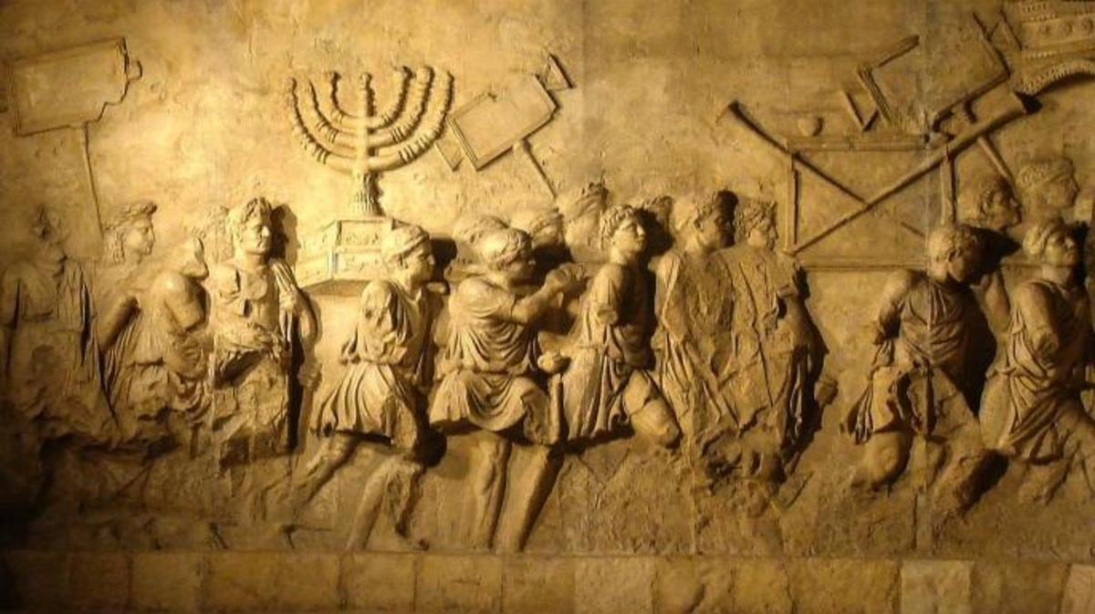 Looting of the Temple in Jerusalem