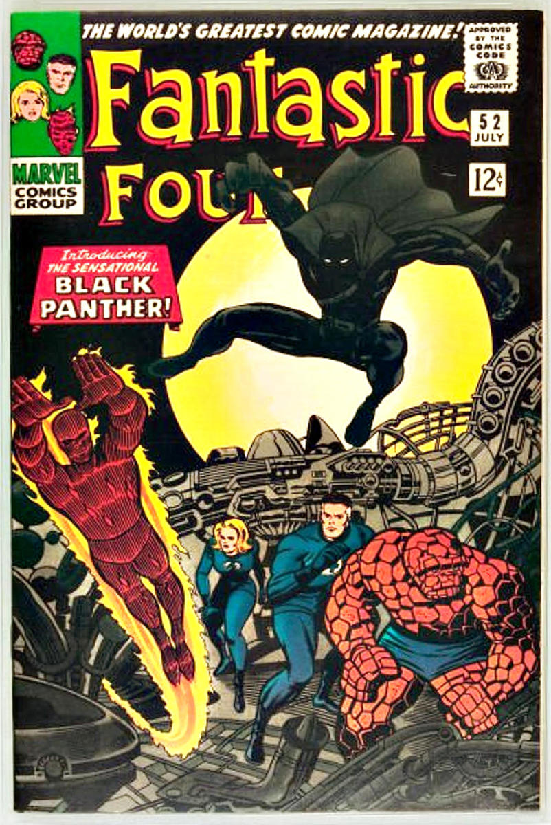 The Real History Behind The Black Panther History
