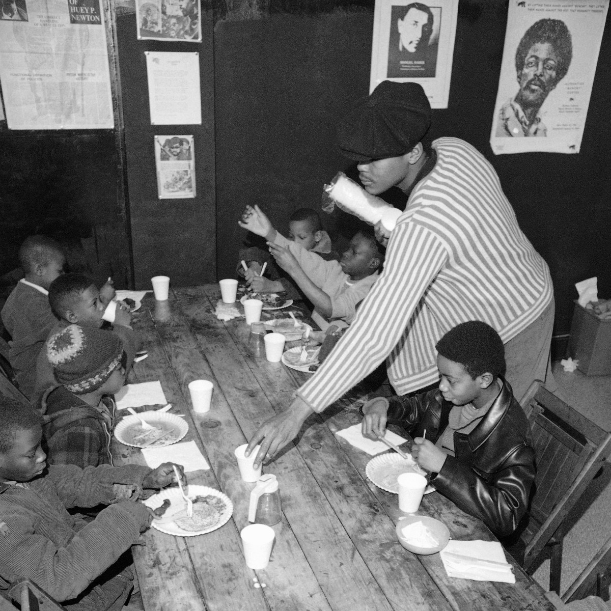 How The Black Panthers Breakfast Program Both Inspired And