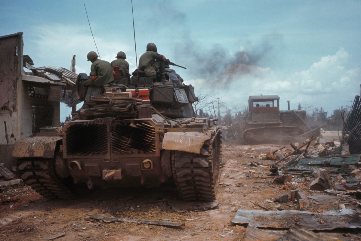 How the Tet Offensive Shocked Americans into Questioning if the