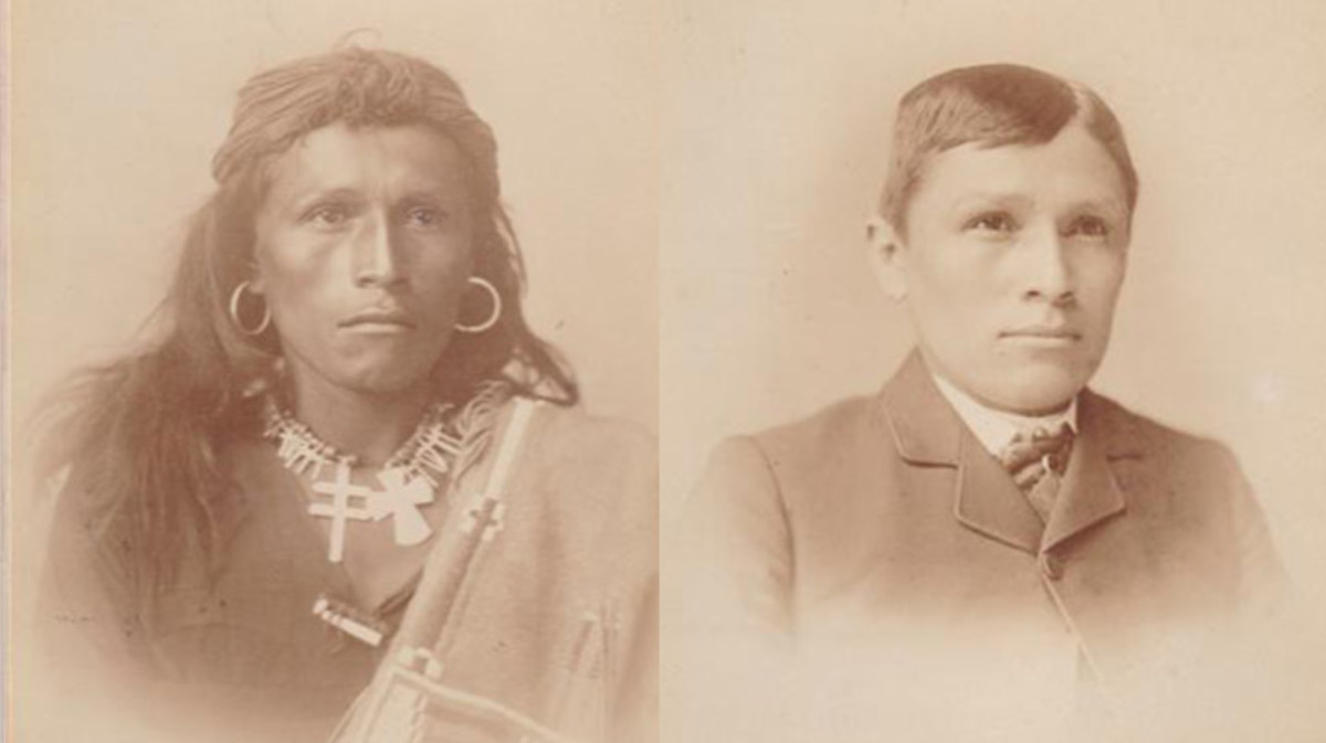 Government Boarding Schools Once Separated Native American Children