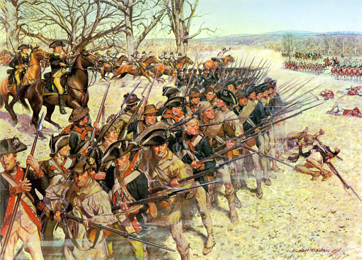 battle of guilford courthouse - history