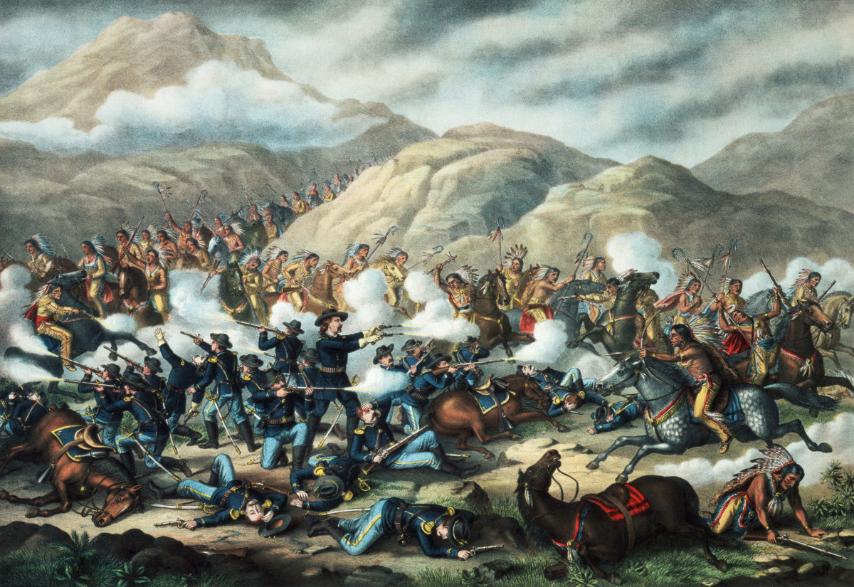 Battle of the Little Bighorn - HISTORY