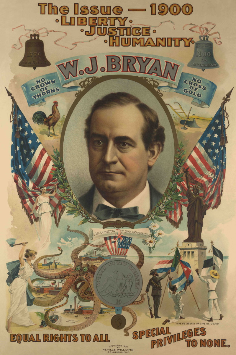 Image result for william jennings bryan