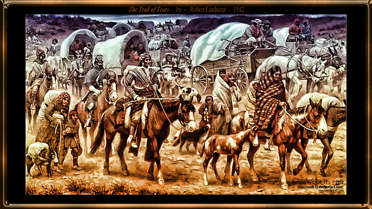 trail of tears - history