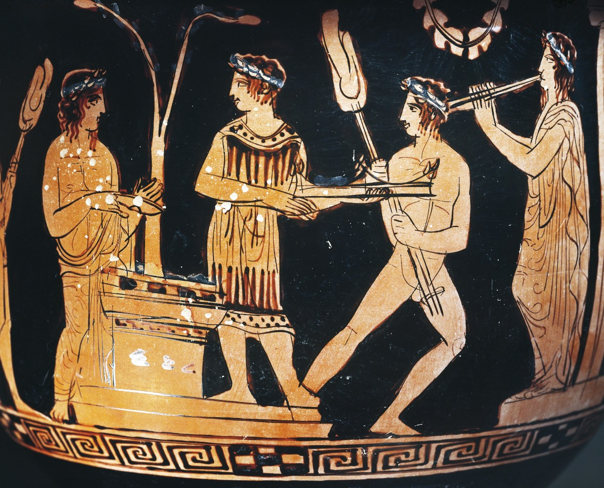 Ancient Greek Art - Facts, Architecture & Projects - HISTORY