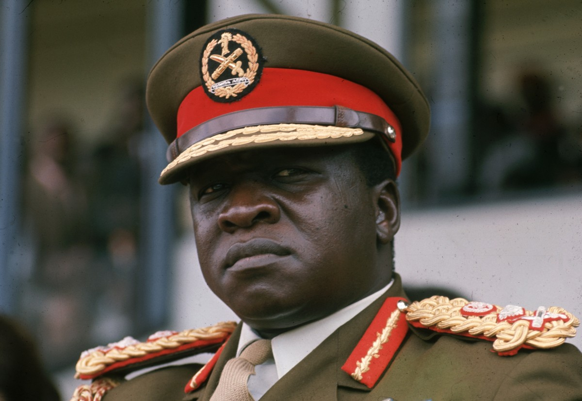 Image result for idi amin 1971