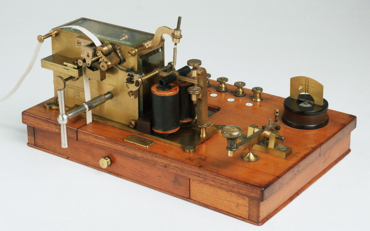 Morse Code & the Telegraph - Inventor & World Impact - HISTORY