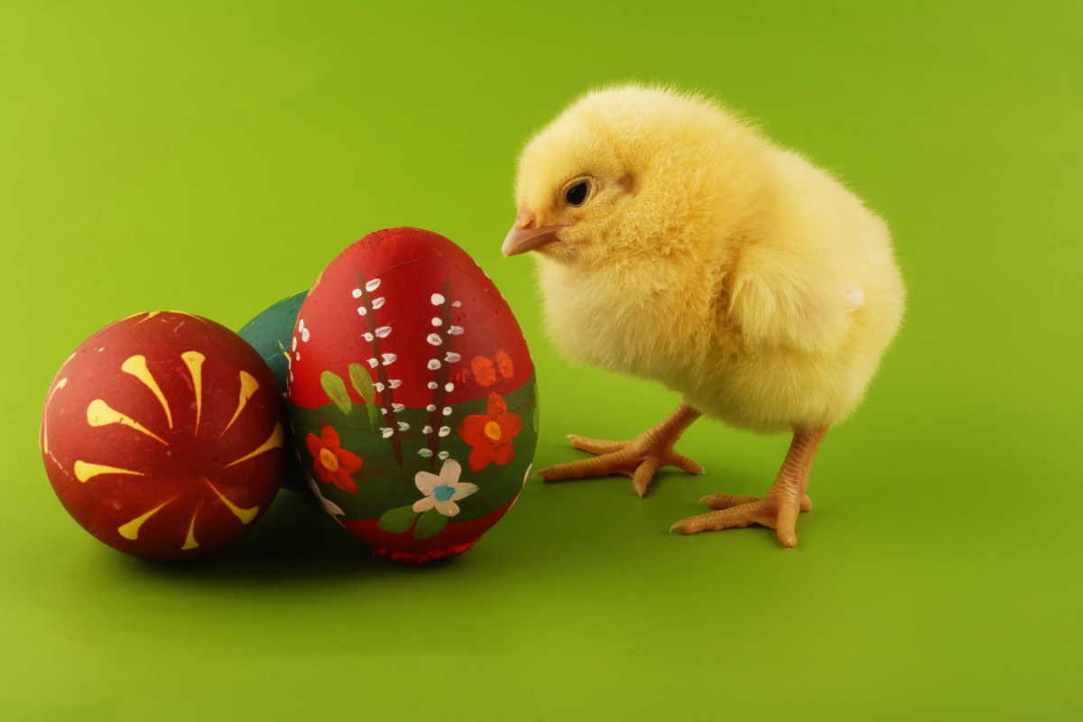 easter symbols and traditions history
