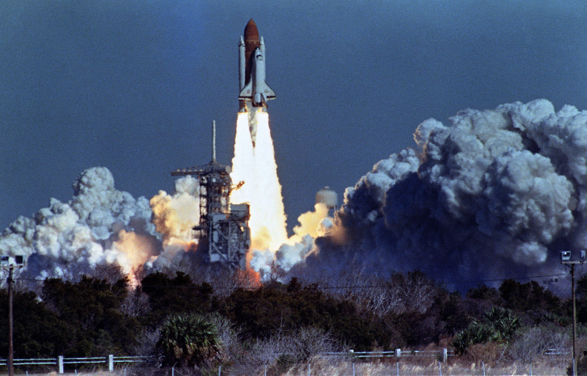 Challenger Explosion - HISTORY