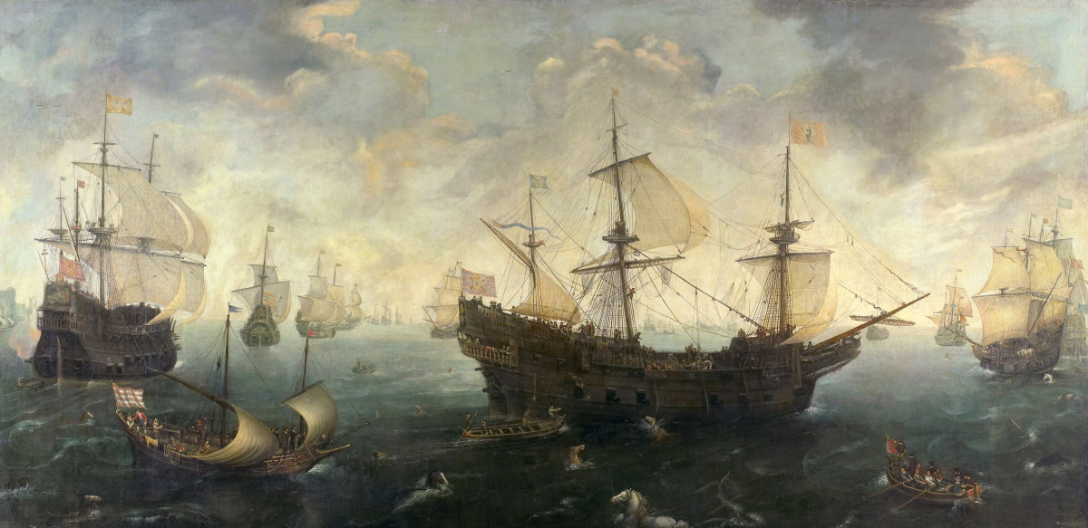 Spanish Armada - Defeat & Definition - HISTORY