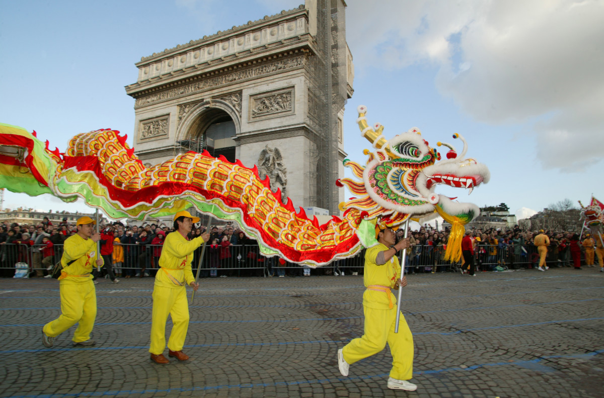 chinese new year traditions history