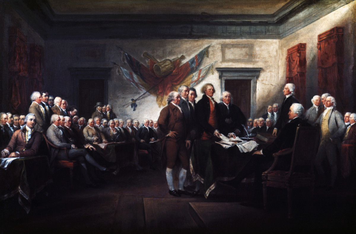 declaration of independence history